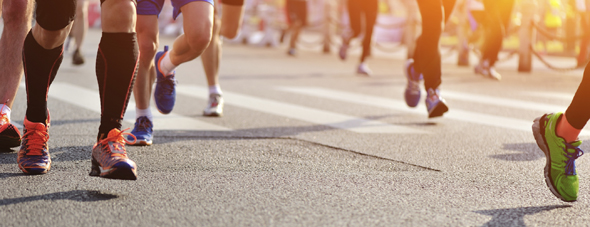 Make Sure Your Feet Are in Good Health Before Race Day with These Tips
