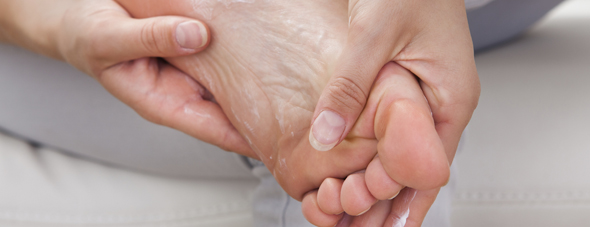Your Feet Need Blood to be Healthy