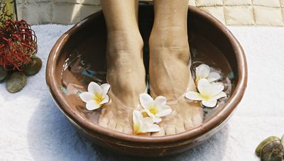 Gift Ideas for Pampered Feet