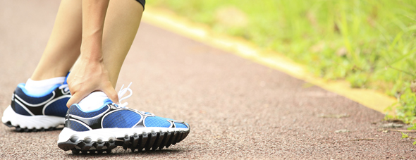 How to Get Your Feet and Ankles Safely Through Track and Field Conditioning