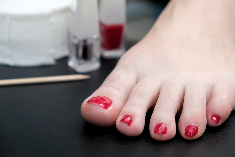 Is Never Removing Nail Polish Unhealthy For Toenails