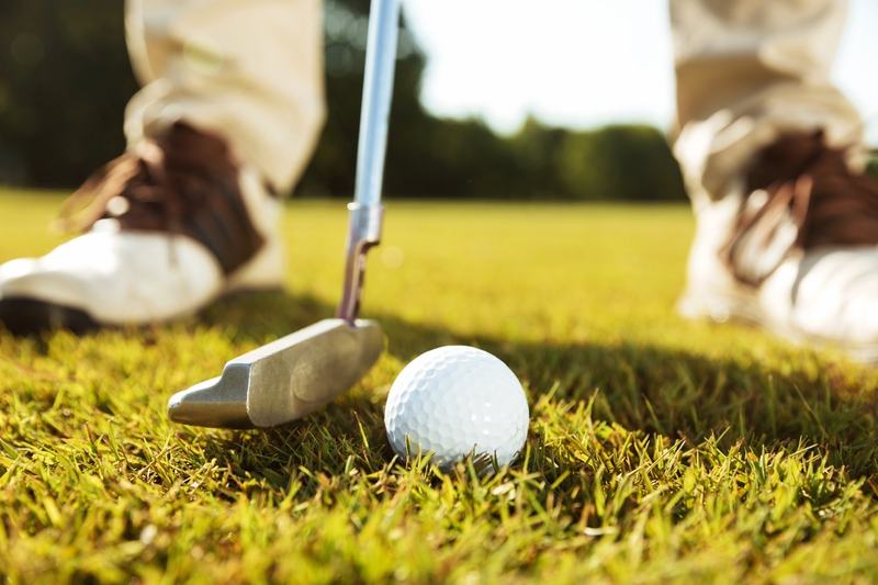 Maintaining Foot Health While Golfing