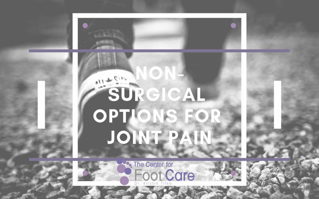 Non-Surgical Options for Joint Pain