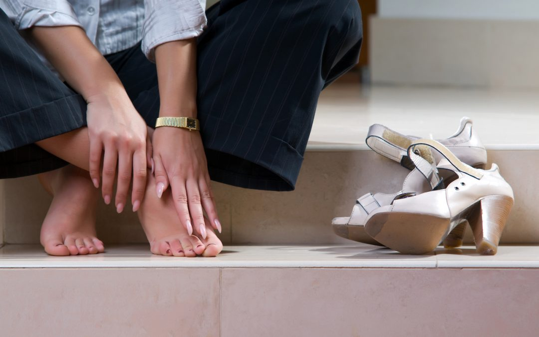 Can Over-the-Counter Orthotics Help With Flat Feet?